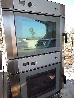 Convection Oven (Wiesheu Oven Mdl. B04-Em) Double Stack