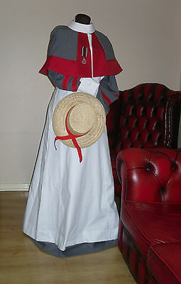 "WW1 QAIMNS R UNIFORM REPRODUCTION  made to custom size from 30"" - 36"" chest"