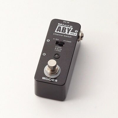 Mooer Micro ABY MKII -
