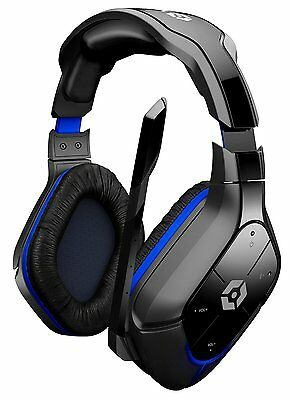 Gioteck HC-4 Amplified Stereo Gaming Headset for PS4 / Xbox One / PC / Mac