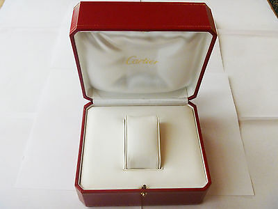 Vintage 1990/2000's Cartier Watch Box Case CO1018 - GREAT CONDITION!