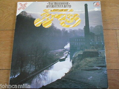 THE BRIGHOUSE AND RASTRICK BAND - 2xLP/RECORD - CAMBRA - CR 081 - UK - 1983