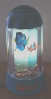 Finding Nemo Dory Disney Pixar Blue Motion Lamp See Video