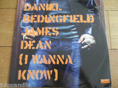 "Daniel Bedingfield - James Dean (I Wanna Know) - 12"" Vinyl - Polydor - 570 934-1"