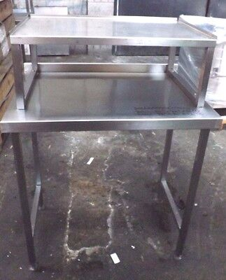 Commercial Stainless Steel Catering/salamander Prep Table