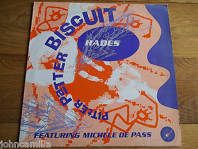 "Hades - Pitter Patter Biscuit 12"" Record / Vinyl - Vinyl Solution - Storm 6"