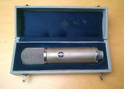 NEUMANN UM57 microphone (M7 capsule - same as in U47!), PSU available