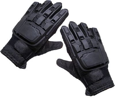 Paintball Airsoft Tactical Swat Combat Outdoor Military Style Gloves Full-Finger