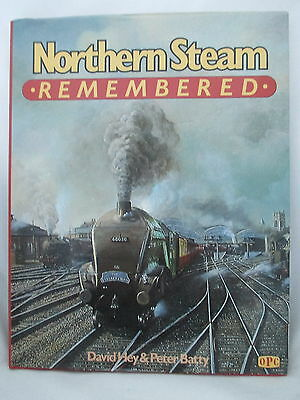 Northern Steam Remembered Opc Photo Album