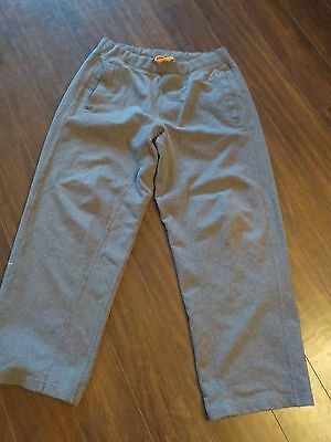 lululemon mens smash sweatpants  size M
