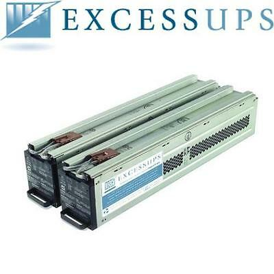 Apc Rbc44 Replacement Battery Pack - New Batteries! 1 Yr Warranty Included!