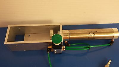 can crusher, kevinkrusher air power 2.0/ palm button, bimba, soda can recycling