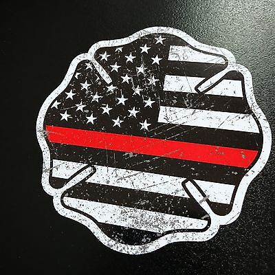 American Firefighter- Sticker