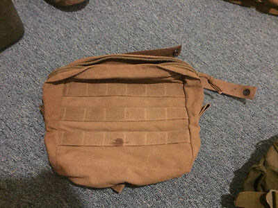Large GP pouch - ATS Tactical - Coyote Brown