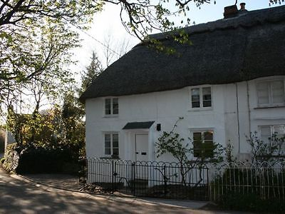 Thatched holiday cottage in North Devon Saturday 25th Feb to Saturday 4th March.