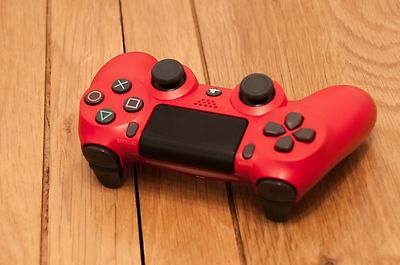 Sony Playstation Dualshock 4 V2 Wireless Controller - PS4 - Brand New  MAGMA RED