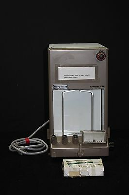 Mettler H51 Analytical Balancing Scale 0.01mg-160g