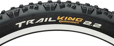 Continental Trail King Tire 27.5x2.2 ProTection Folding and Black Chili Rubber