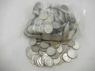 400 U.S. 90% Silver Quarter Coins 1964 & Before $100