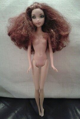 Barbie My Scene Chelsea My Bling Bling doll. No clothes.