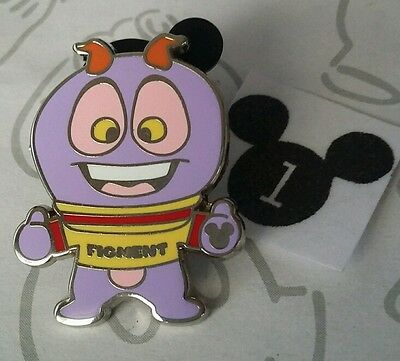 Figmentee Deebees Collection Figment Hidden Mickey Disney Pin Buy 2 Save $