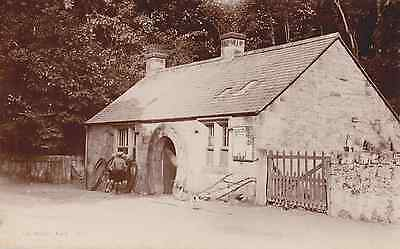 Old Postcard of Ford Northumberland