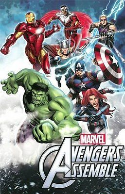 Marvel Universe All-New Avenger Book by Caramagna  Joe (Paperback) 9780785194415