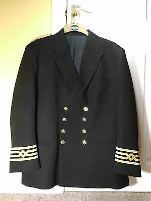 Captains Naval Tunic