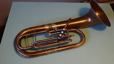 Vintage King Made by The H. N. White Baritone
