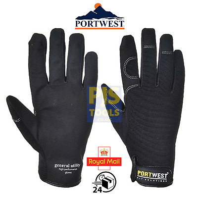 Portwest A700 High Performance Gloves Mechanics, Site, Engineering, Gardening