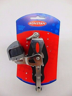 Ronstan Series 40 All Purpose Block Fiddle-Becket-Cleat Universal Head