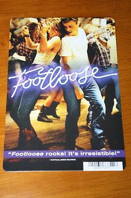 Collectible Footloose Mini Poster