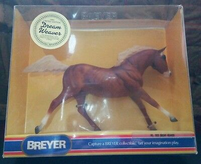 New In Box Breyer Horse #833 Dream Weaver 1991 Limited Edition