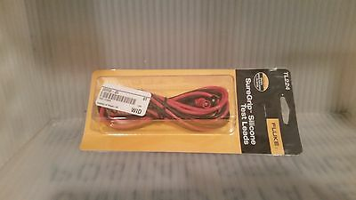 NEW Fluke TL224  SureGrip Silicon Test Leads. NEW-NEW
