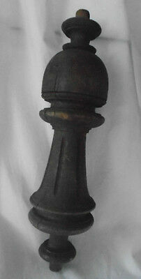 Antique ARCHITECTURAL SALVAGE Column BALUSTER PORCH SPINDLE Staircase Shabby