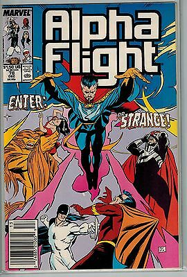 Alpha Flight - 078 - Marvel - December 1989