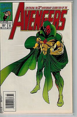 Avengers - 367 - Marvel - October 1993