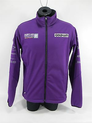 Goldwin Whistler Cup Coupe Purple Athletes Jacket Youth Xxl