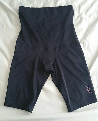 SRC recovery shorts for after pregnancy size M medium maternity support