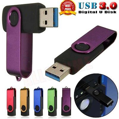 256GB USB 3.0 Flash Drive Memory Thumb Stick Storage Pen Disk Digital U Disk Lot
