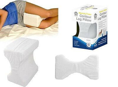 Contour Memory Foam Pillow Leg Orthopaedic Back Hip Knee Support Bed Raise Wedge