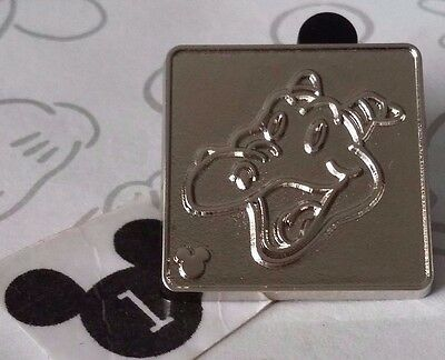Figment Chaser Journey into Imagination Attraction Icons 2017 Hidden Mickey Pin