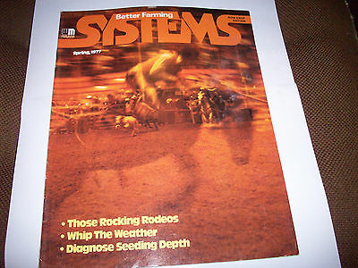 1977 White Better Farming Systems Mag. GT-1620 2-135 2-155 2-105 4-150 Tractor