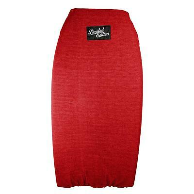 Limited Edition Stretch Bodyboard cover - Red