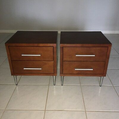 Bedside Table x 2