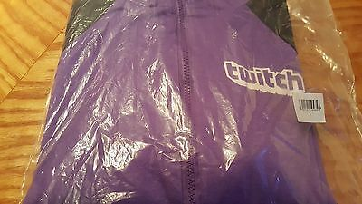 [SMALL] Collectable Reversable TwitchCon 2016 Hoodie