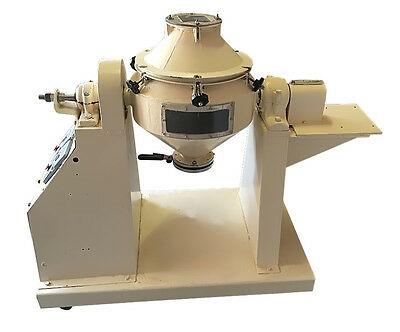 Industrial Cone Blender (Mixer), 480V or 240V