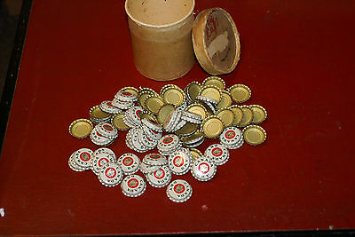 Lot of 88 Canada Dry Bottle Caps Unused 1950s 60s RARE