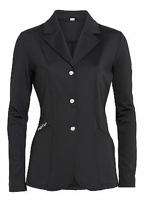 Montar Competition Jacket Black size 10