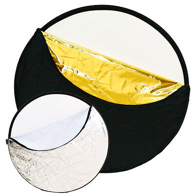 5 in 1 Light Photography Studio Photo Collapsible Reflector for Nikon